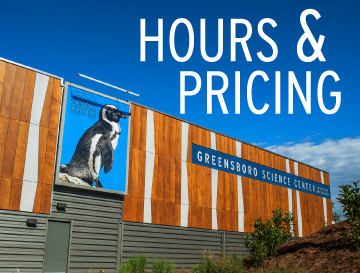 Natural Science Center Of Greensboro Hours